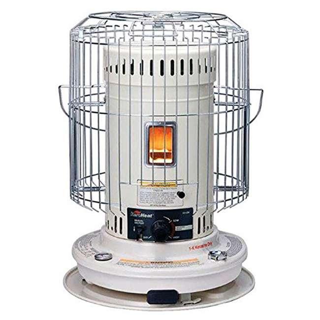 HMC-23K Sengoku HeatMate Indoor/Outdoor Portable Convection Kerosene Space Heater