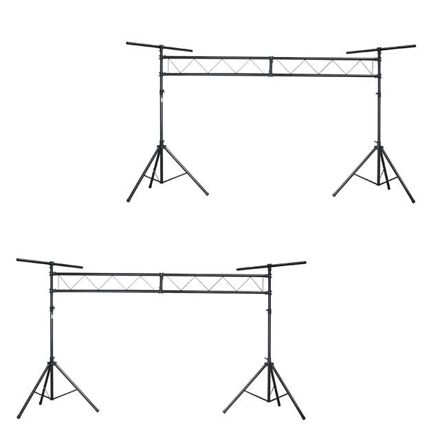 CH-31 Chauvet CH-31 Portable DJ Trussing T Bar Light Stand (2 Pack)
