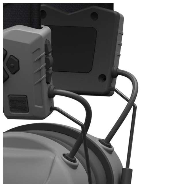 GWP-XSEM-BT Walker's XCEL 500BT Digital Shooting Hearing Muff (2 Pack) 3