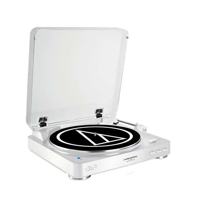 AT-LP60WH-BT-OB Audio-Technica Fully Automatic Bluetooth Turntable Record Player