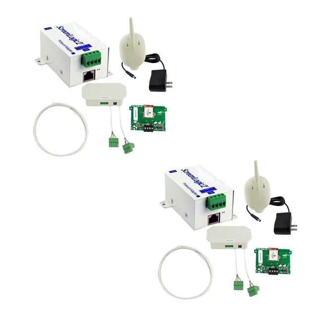 522104 Pentair ScreenLogic2 IntelliTouch Wireless Connection Kit (2 Pack)