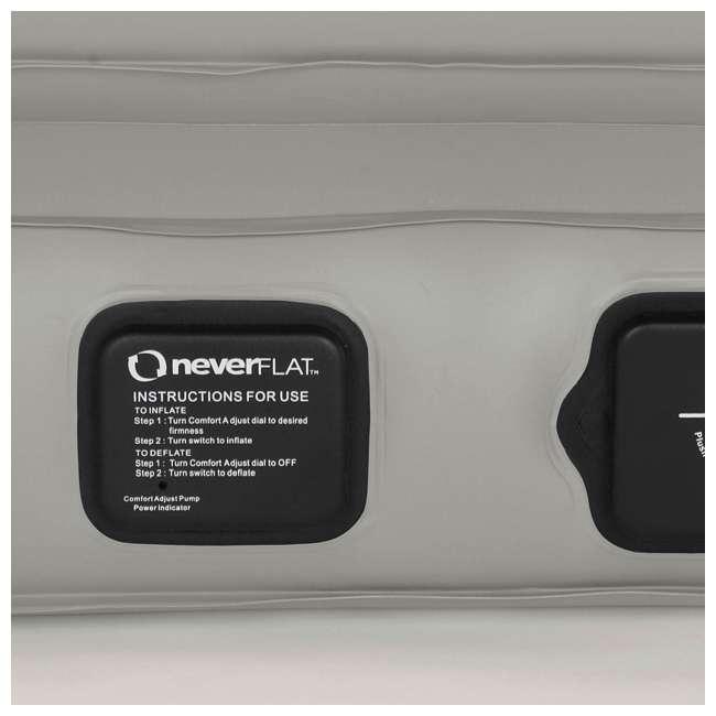 840017G + 840017 Insta-Bed Raised 19 Inch Queen Airbed & Insta-Bed Raised Queen Air Bed Mattress 3