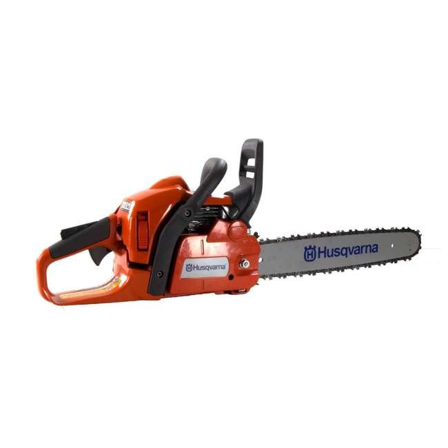 952991679-BRC-RB Husqvarna 435 Chainsaw 16-Inch 40.9cc (Refurbished) 4