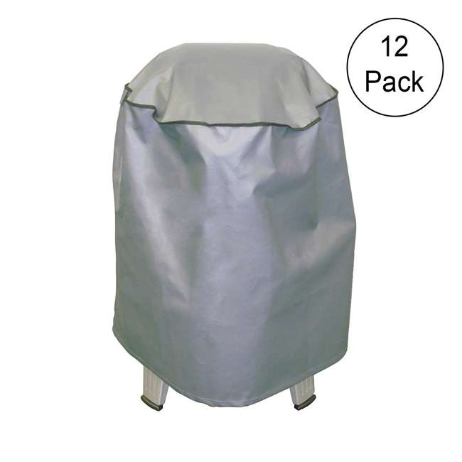 12 x 8875194 Char-Broil Big Easy Smoker Roaster & Grill Cover (12 Pack)