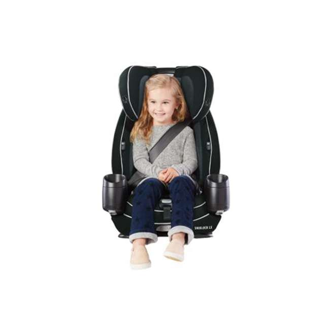 2048739 Graco 2048739 Nautilus SnugLock LX 3-in-1 Convertible Booster Car Seat, Codey 5