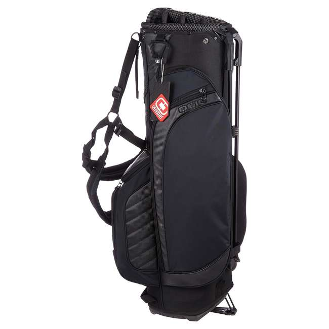 Ogio Stinger 8 Way Top Golf Stand Bag Carbon 125054 Stca