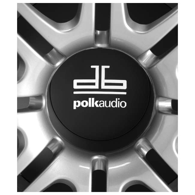 DB1222 Polk Audio DB1222 Dual 12-Inch Ported Subwoofers Enclosures Bass Pacakge Subs (Pair) 3