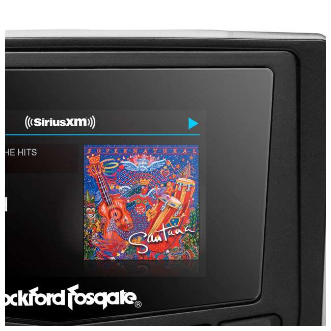 PMX-1R Rockford Fosgate Punch Marine Full-Function Wired Remote Display 3