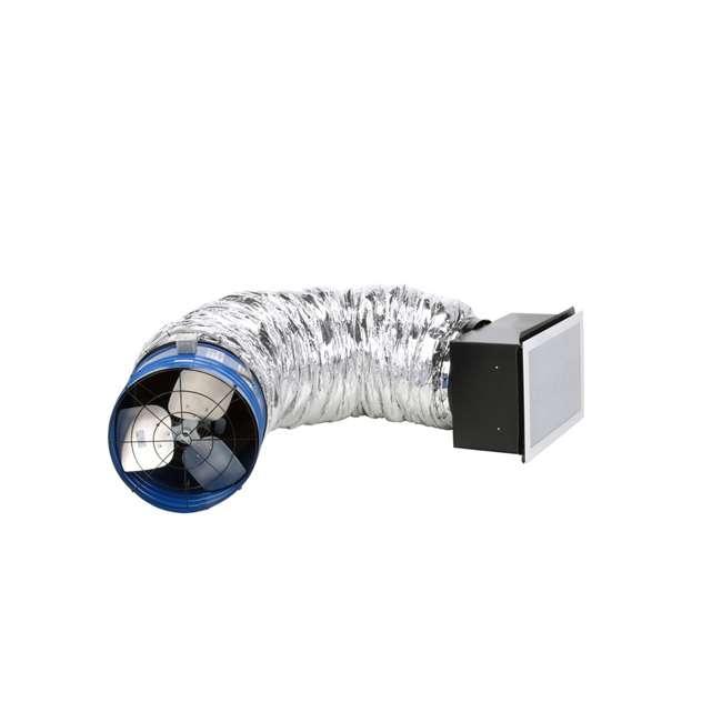 QC-CL-5400-OB QuietCool Classic Line QC CL-5400 2,520 Sq. Ft. Whole House Fan (Open Box)