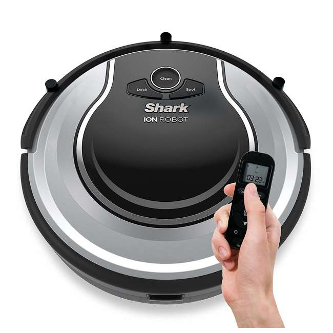 RV720N_EGB-RB Shark RV720_N Ion Smart Robot Vacuum Cleaner w/ Remote (Certified Refurbished)