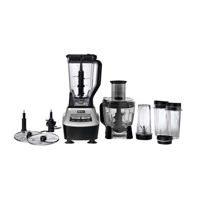BL773CO_EGB-RB + XPB600W Ninja Blender Package with Cookbook (Certified Refurbished) 1