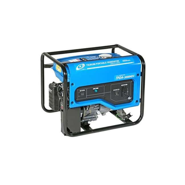 TPG4-3000HDX Tsurumi TPG4-3000HDX Generator