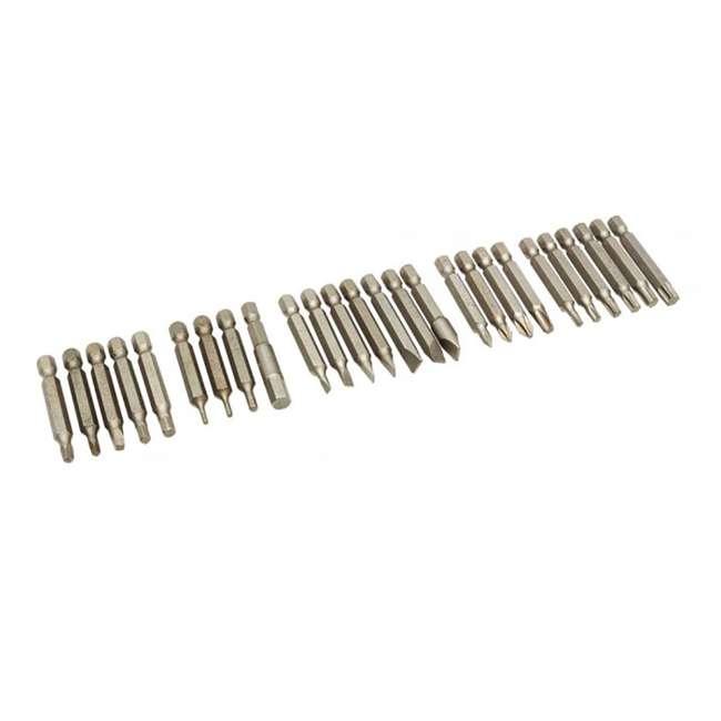 PM-1250-U-B Bora Tool PM-1250 96 Piece Woodworking Drill/Driver Bit Set Black Case (Used)