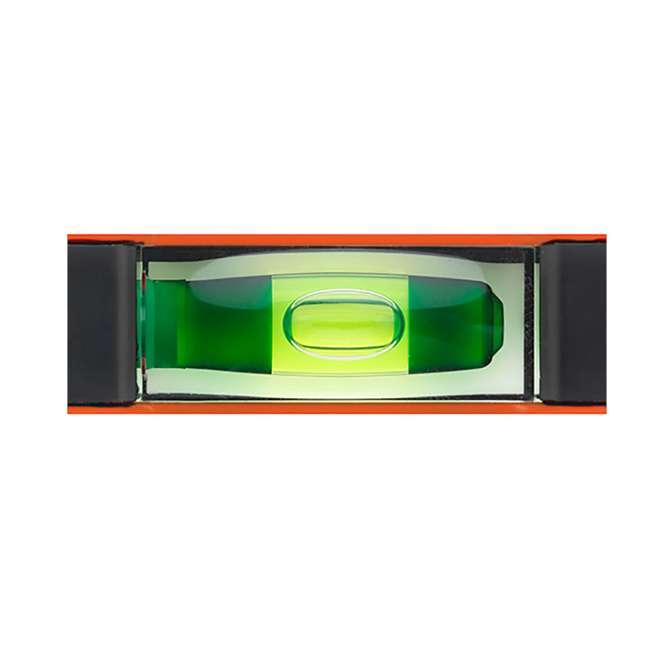 LSB24 Sola Big Red Box Beam Aluminum Spirit Level Tool, 24-Inches 4