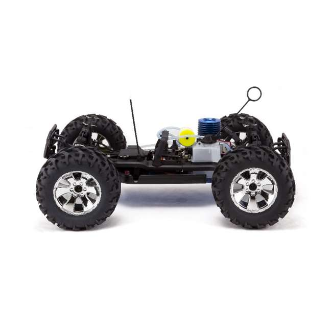 EARTHQUAKE3.5-NEW-RED Redcat Racing Earthquake 3.5 1/8 Scale Nitro Remote Control Monster Truck Toy 3