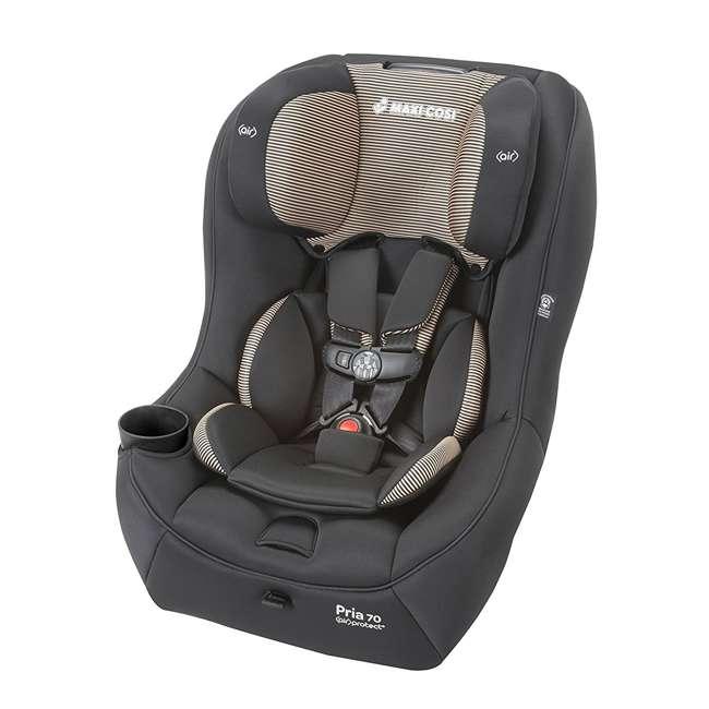 CC133DCU Maxi-Cosi Pria 70 2-in-1 Convertible Car Seat, Black Toffee