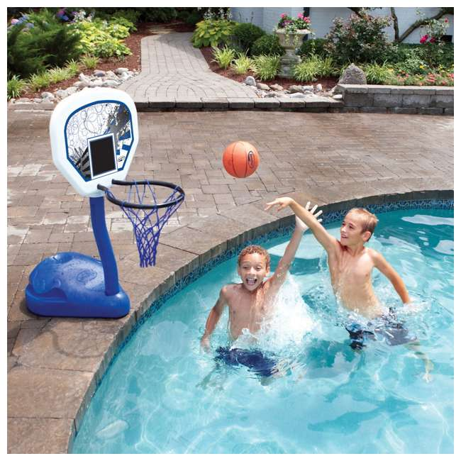 6 x 12265 SwimWays Poolside Basketball | 12265 (6 Pack) 2