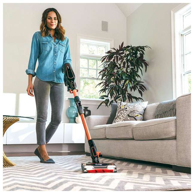 IF200_EGB-RB Shark IF200 ION F80 Lightweight Cordless Stick Vacuum (Certified Refurbished) 1