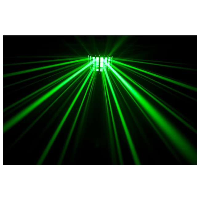 MINI-KINTA-IRC-2 Chauvet Mini Kinta 3W LED RGB DMX DJ Lighting 5