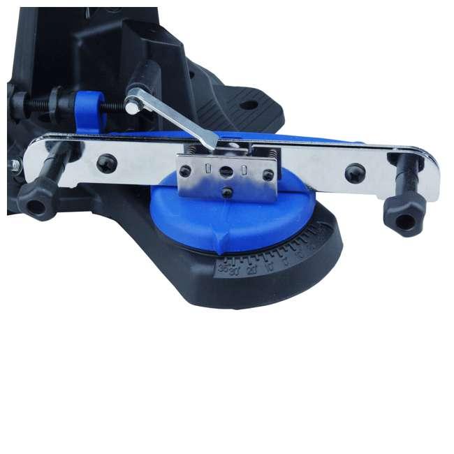BLMAX-5655 Blue Max 5655 Electric 4,200 RPM Bench Mount Chainsaw Chain Blade Sharpener 1