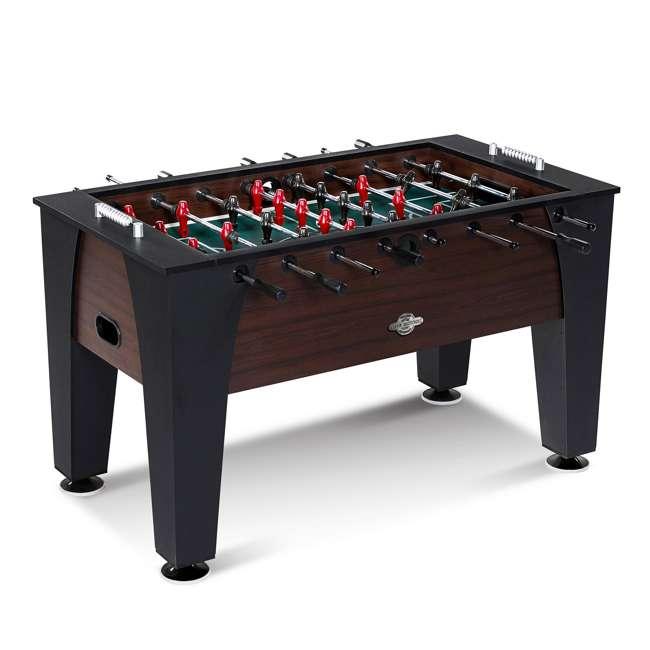 SOC054_047P Lancaster Gaming 54-Inch Foosball Game Room Table