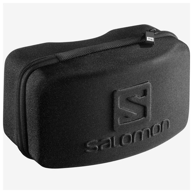 L40836100 Salomon L40836100 High Performance S/Max Photo Sigma BK Skiing Goggles, Sky Blue 2