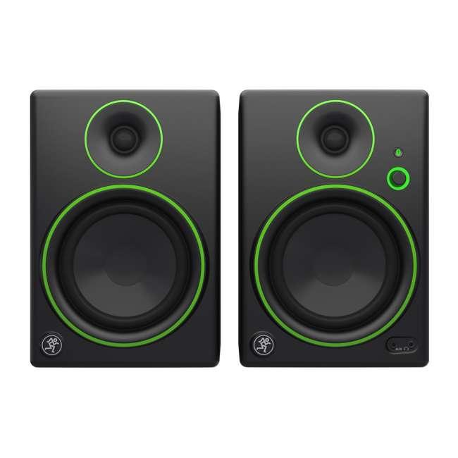 CR5BT (Pair)-OB Mackie CR5BT CR Series 5-Inch Bluetooth Multimedia Monitors, Pair 2