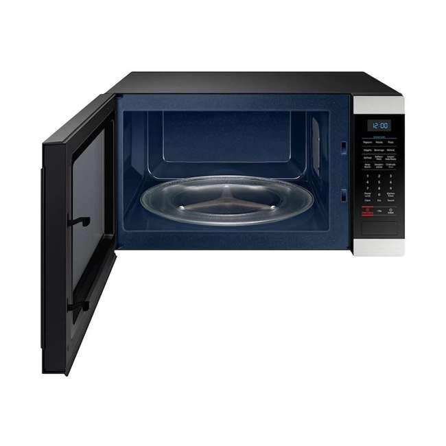 MS19N7000AS-RB Samsung Stainless Steel 1.9 Cu. Ft. Countertop Microwave (Certified Refurbished) 4