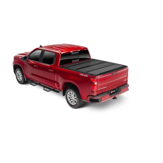 """448130-BAK BAK BAKFlip MX4 Hard Folding Tonneau Cover for 2019 Chevy Silverado 5' 8"""" Bed 1"""