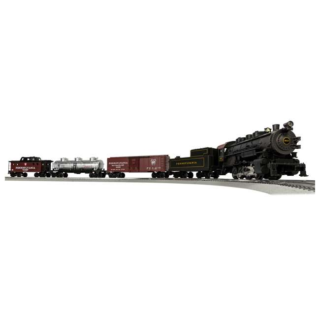711808 Lionel Trains Pennsylvania Flyer Bluetooth 8-0 Locomotive Train Set (Open Box)