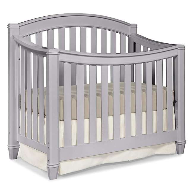 04565-30F Thomasville Kids Highlands 4-in-1 Convertible Infant Crib