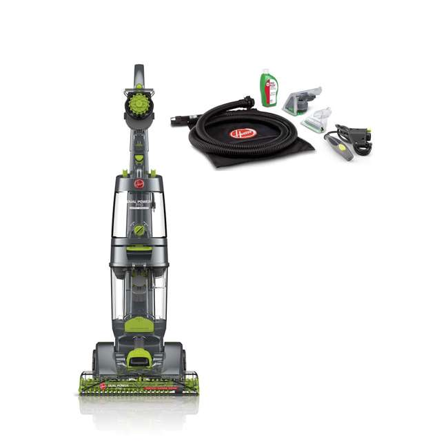 FH51200 Hoover Dual Power Pro Deep Carpet Cleaner with Accessory Pack