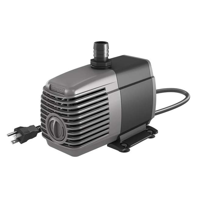 AAPW550-U-A Active Aqua 550 GPH Hydroponic Aquarium Pump (Open Box) 1