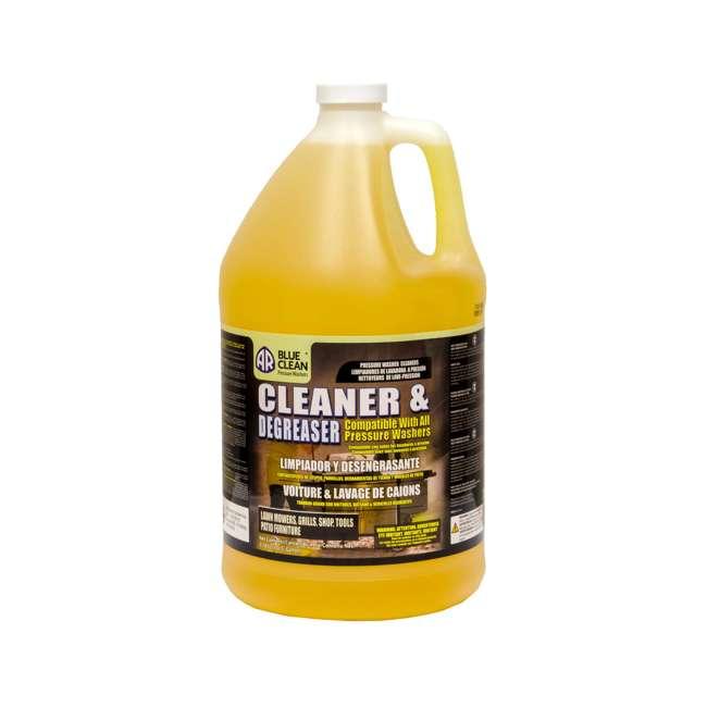 ARDC004-C AR Annovi Reverberi Pressure Washer Detergent Degreaser 4 Gallon Case, Yellow
