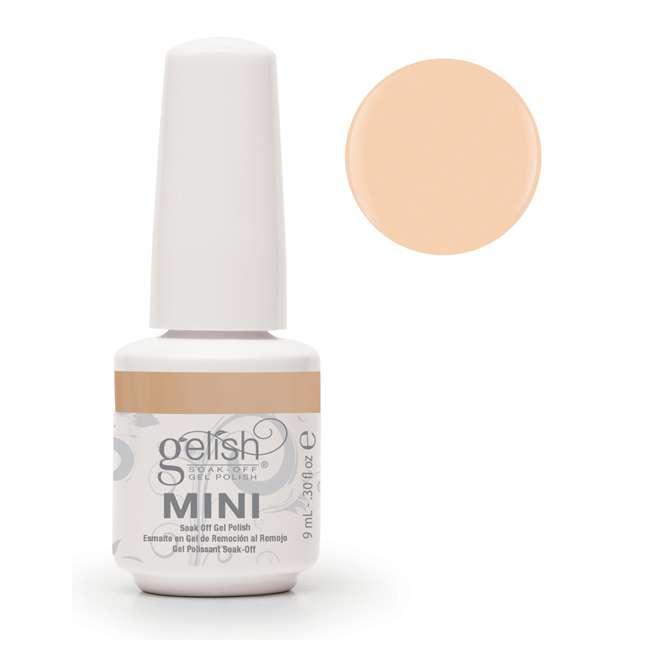 24 x 04251-NeedATan Gelish Mini Need a Tan UV Led Soak Off Gel Nail Polish Bottle 9 mL (24 Pack) 1