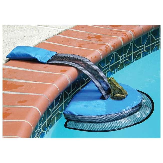 70200-U-A Swimline  Swimming Pool Froglog Critter Saving Escape Ramp  (Open Box)  (2 Pack) 4