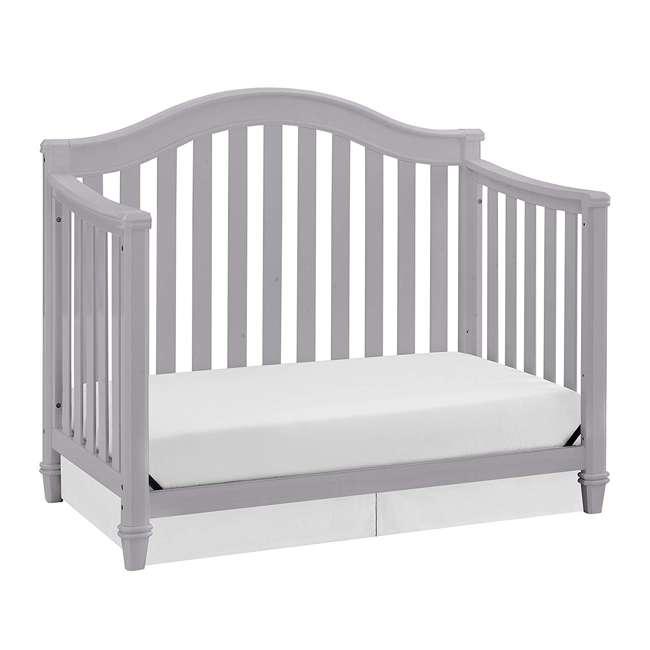 04565-40F Thomasville Kids Auburn 4-in-1 Convertible Baby Crib, Pebble Gray 2