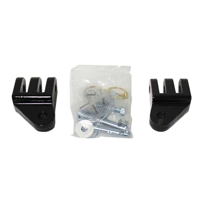 BX88154 Blue Ox BX88154 Offset Triple Lug Complete Kit for Cast, Venta II, and Accclaim