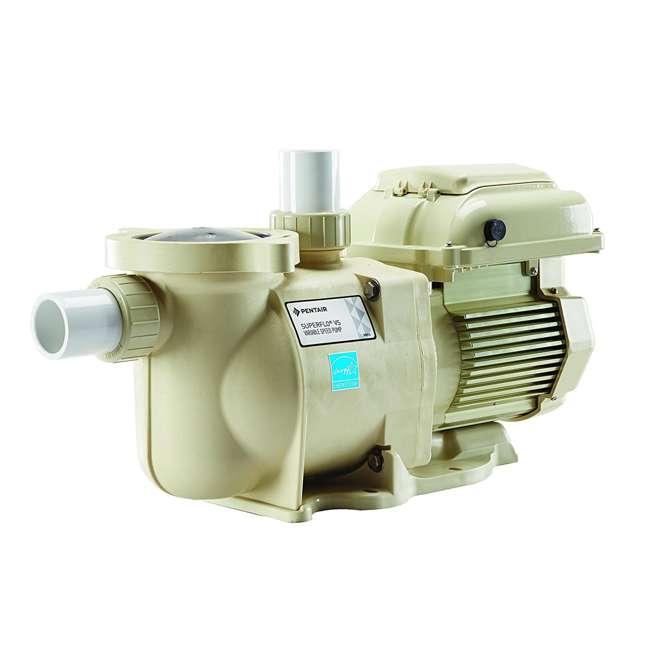 342001 Pentair Superflo Variable Speed VS Pump