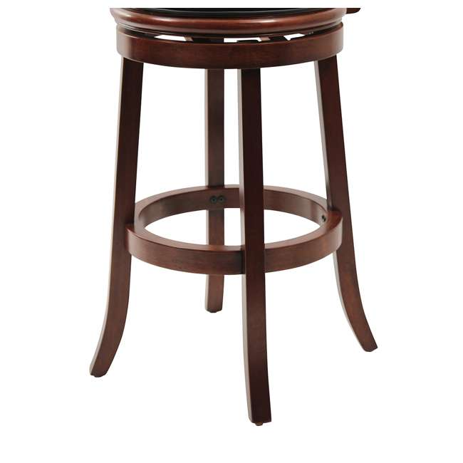 Peachy Boraam 29 Inch Augusta Swivel Bar Stool Cherry Gmtry Best Dining Table And Chair Ideas Images Gmtryco