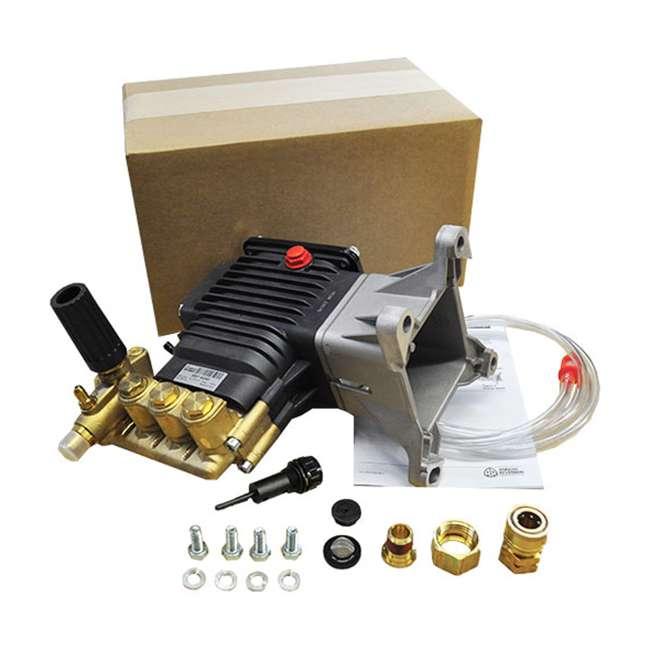 RSV4G40-PKG AR Blue Clean Pressure Washer Triplex Plunger Pump