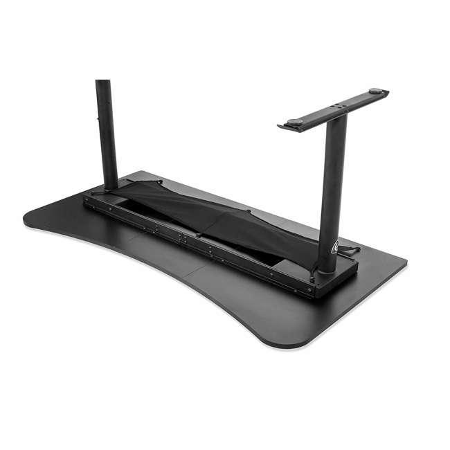 ARENA-NA-BLACK Arozzi ARENA-NA-BLACK Arena Full Surface Mouse Pad Gaming Computer Desk, Black 2