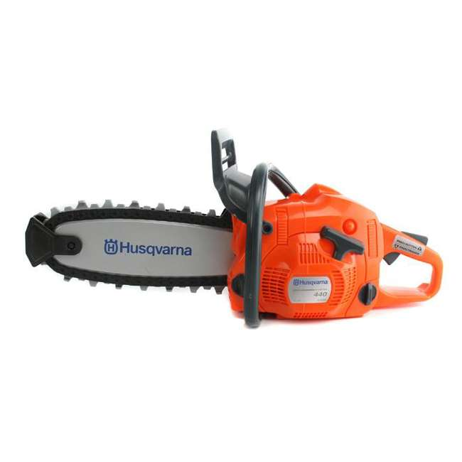 522771104 + 585729103 + 589746401 + 585729102 Husqvarna Battery Operated Toy Kids Lawn Equipment Package  1