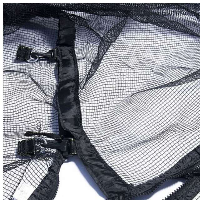 N1-1518200000 Replacement Safety Net for 15-Foot Trampoline Frames 5