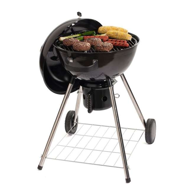 CCG-290 Cuisinart 18 Inch Kettle Charcoal Grill Black 1