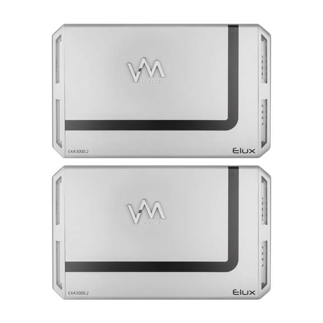 VM-EXA3000.2 VM Audio EXA3000.2 3000W 2 Channel Amplifier (2 Pack)