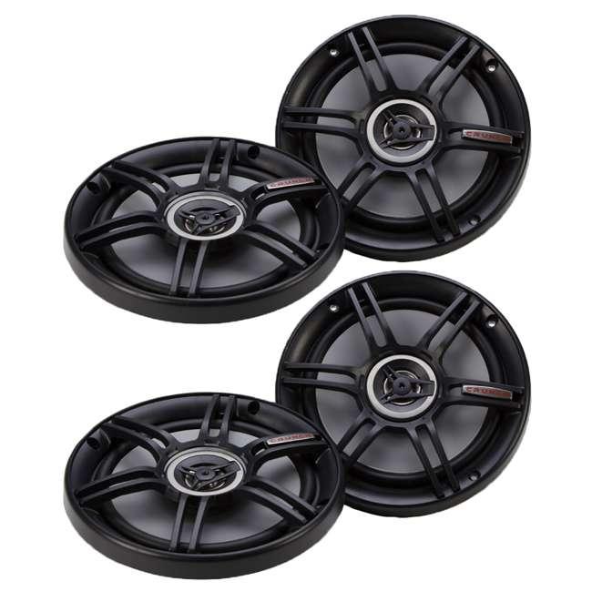 CS65CXS Crunch 300 Watts 6.5-Inch CS Speakers (2 Pack)