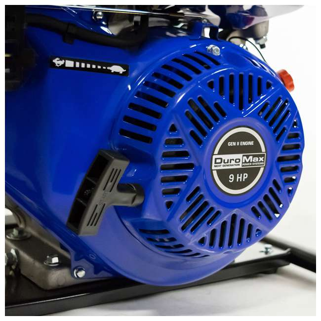 XP904WP DuroMax 9 HP 427 GPM 3,600 RPM 4-Inch Portable Water Pump (2 Pack) 10