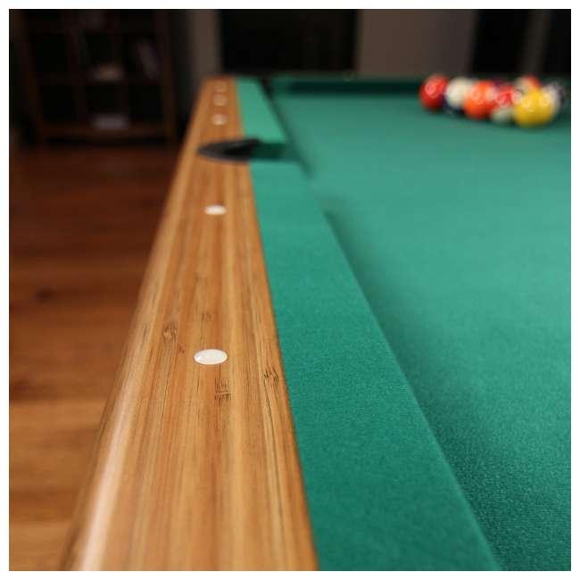 Mizerak Dynasty Space Saver Rec Room Billiard Pool Table With - Mizerak space saver pool table