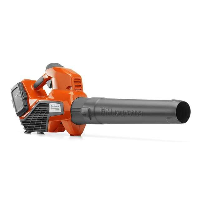 HV-BL-967094202 320iB 40V Brushless Lithium Ion Leaf Blower, Orange 3